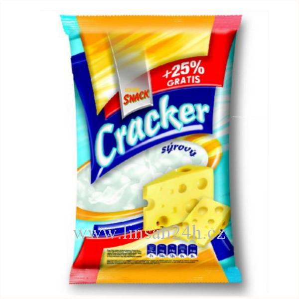 Golden Cracker 80g + 25% Sýrové