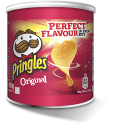 Pringles 40g Original