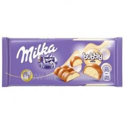 Milka coko. 95g Bubbly White