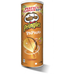 Pringles 165g Paprika