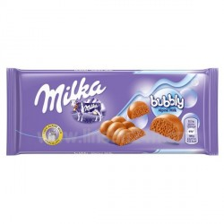 Milka coko. 90g Bubbly Alpine Milk