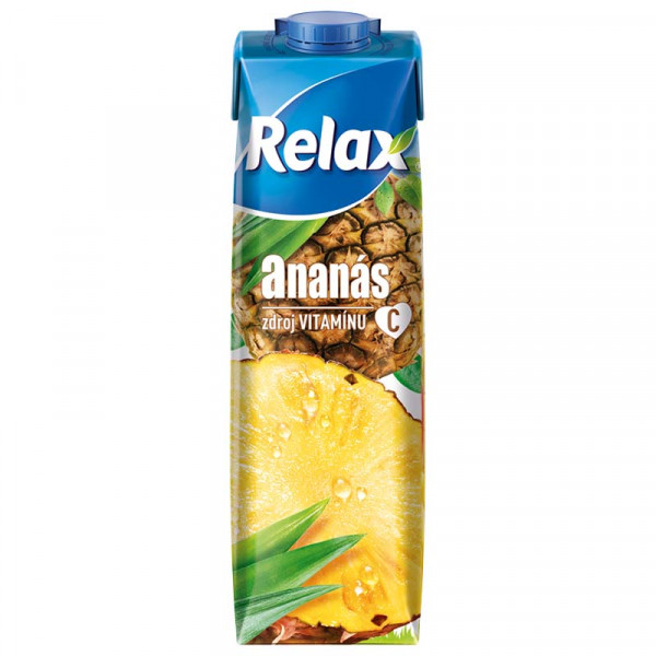Relax 1L Ananas