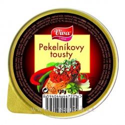 Viva 120g Pekelníkové Tousty