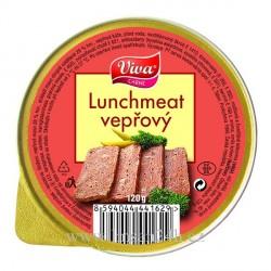 Viva 120g Lunchmeat Vepřový