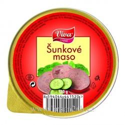 Viva 120g Šunkové maso
