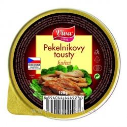 Viva 120g Pekelníkovy T. Kuřecí
