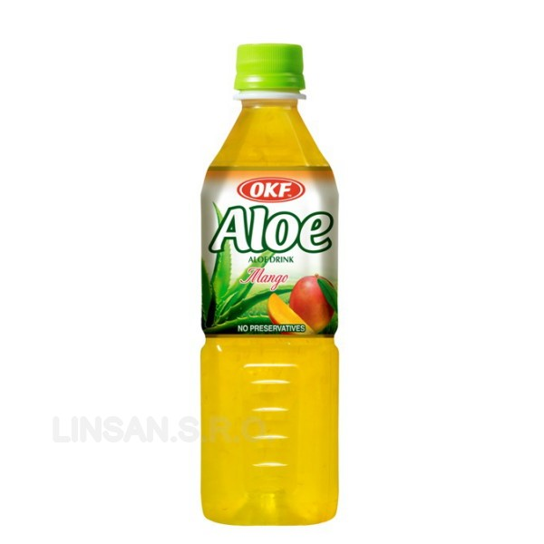OKF Aloe King 0,5L Mango