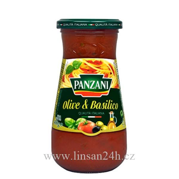 PANZANI OM 400g Olive & Basilico