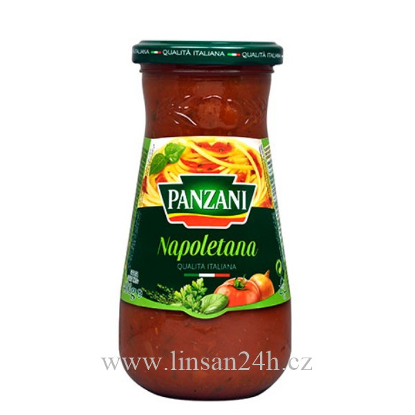 PANZANI OM 400g Napoletana