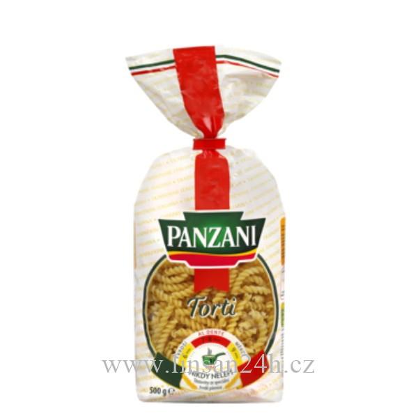 Panzani Testoviny 500g Torti