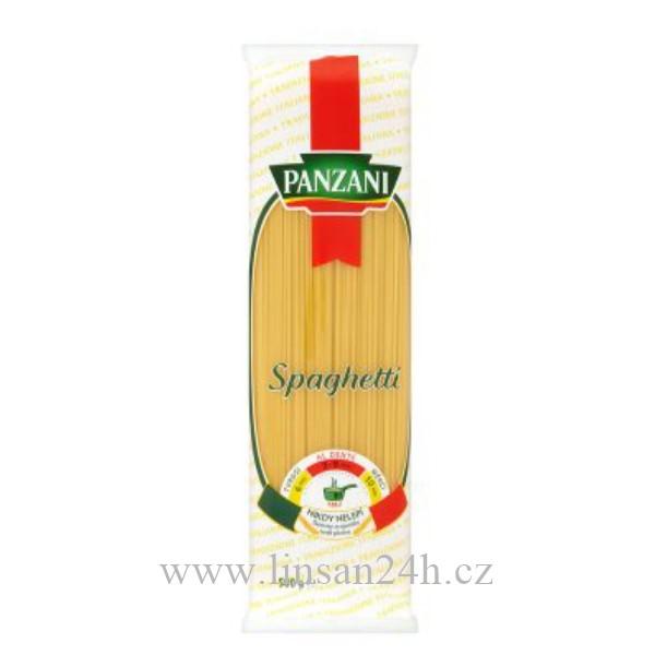 Panzani Testoviny 500g Spagheti