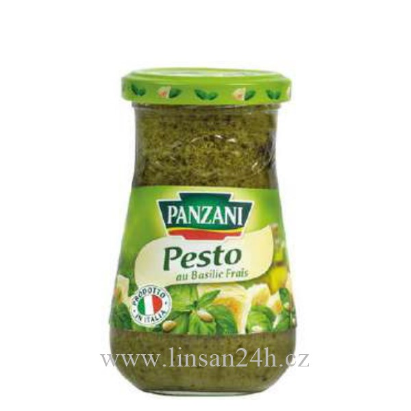 PANZANI OM 200g Pesto