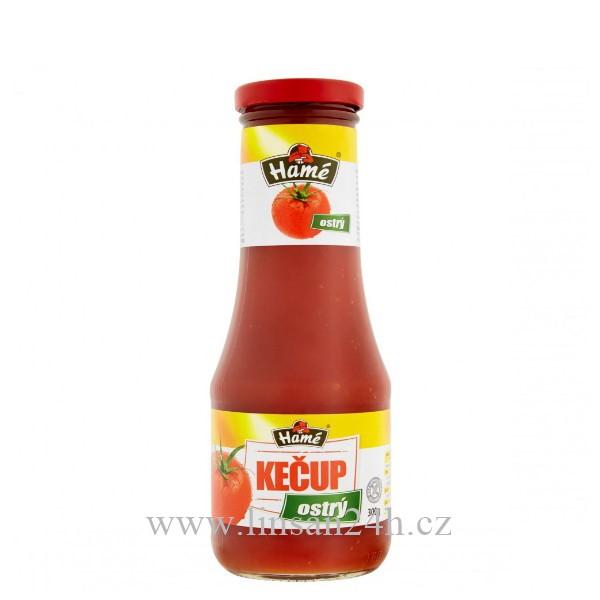 Hamé Kečup 300g - Ostrý