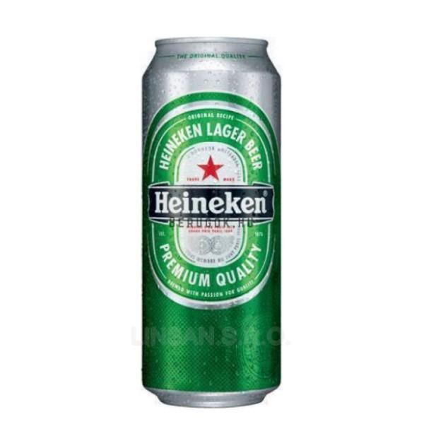 Heineken Plech 500ml