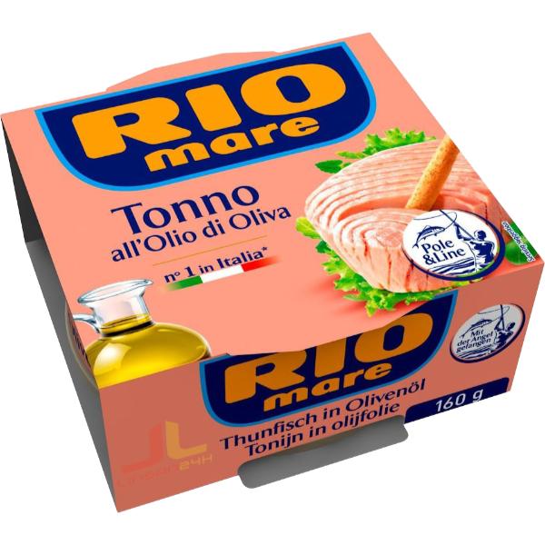 RioMare 160g Tonno di Oliva