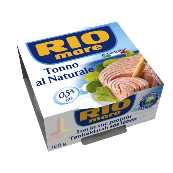 RioMare 160g Tonno al Naturale