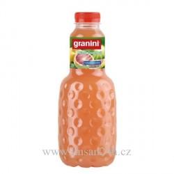 Granini PET 1L Růžový Grapefruit