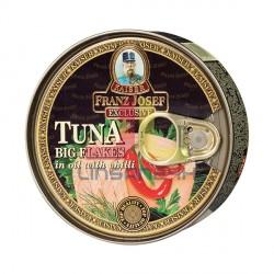 TunaSteak FranczJ.K - 170g Chilli Oil - s chilli