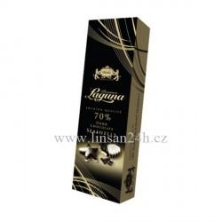 Carla 50g Laguna Premium - Horká cokoláda