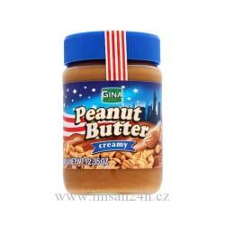 Gina Peanut Butter 350g Creamy