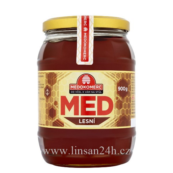 Med Medokomerc 900g Lesní