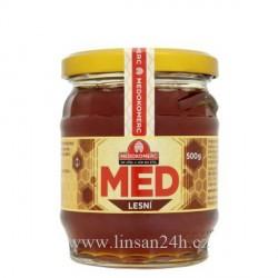 Med Medokomerc 500g Lesní