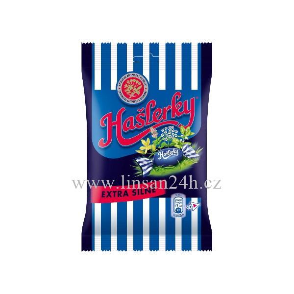 Hašlerky 90g Extra Silné