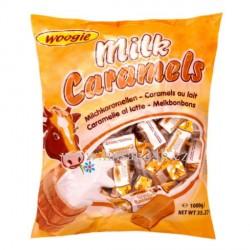 Woogie 1kg Milk Caramels