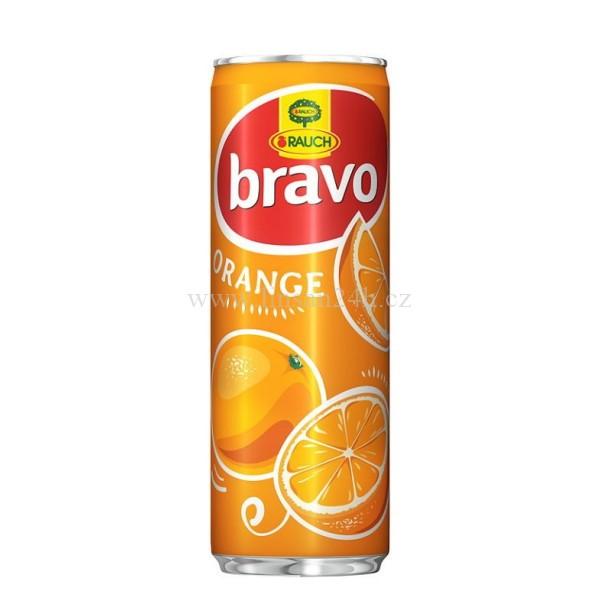 Rauch Plech 330ml Orange (Pomeranč)