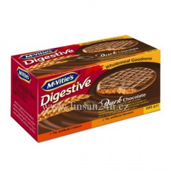MC VITIE'S - Digestive 200g Dark Chocolate