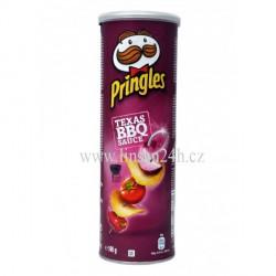 Pringles 165g Texas Barbecue BBQ sauce