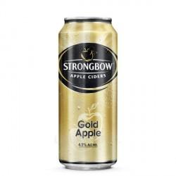 Strongbow Plech 440ml Gold Apple 4,5%