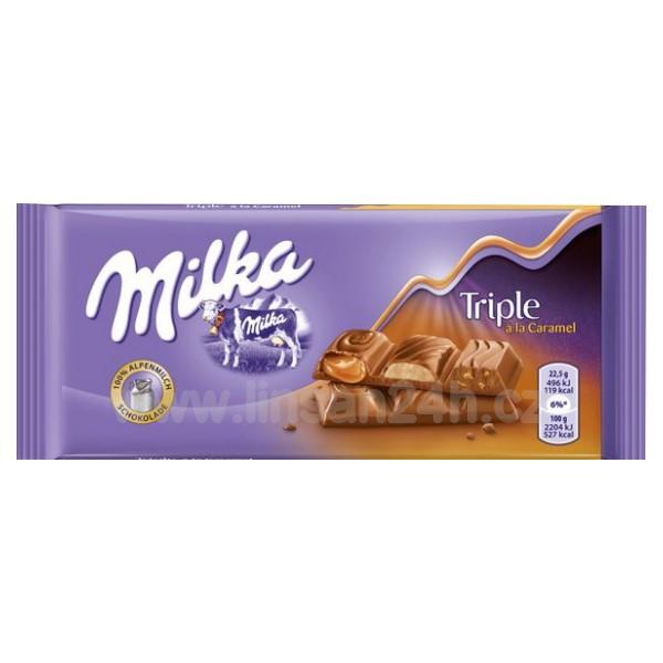Milka coko. 90g Triple - Caramel Flavor