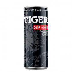 Tiger 250ml SPEED