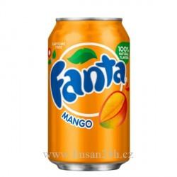 USA 355ml Fanta Mango