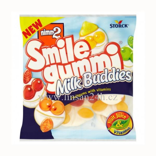 Nimm2Smilegummi 90g Milk Buddies