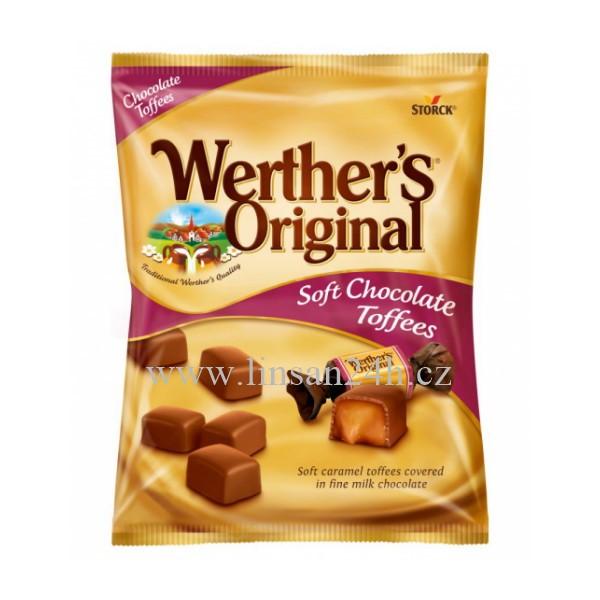 Werther's Original 70g Soft Chocolate Toffees