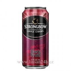 Strongbow Plech 440ml Dark Fruit 4,5%