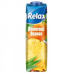 Relax 1L Pomeranč Ananas