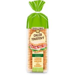 DanCake Toustový Chléb 500g Celozrný - Wholegrain