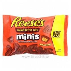 Reese's Peanut Butter 70g (2,5 OZ) Cups Minis 16ks*9b