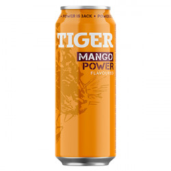 Tiger 500ml Mango Power