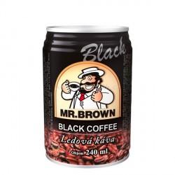 Mr. Brown 240ml Black Coffee