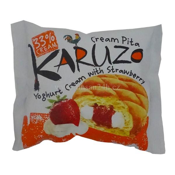 Karuzo 62g Yoghurt with Strawberry -  jogurt-jahodová 51599