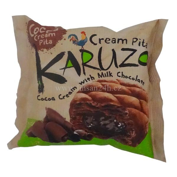 Karuzo 62g Chocolate filling - Tmavá  čokoládovou 51506
