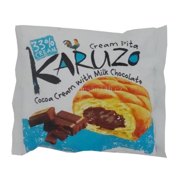 Karuzo 62g Cocoa & milk 33% - Svetlá-cokoládová 50653