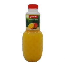 Granini PET 1L Mango - Pomeranč