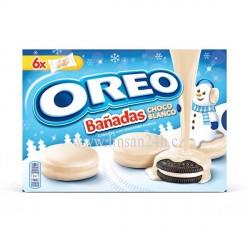 Oreo Covered 246g Máčené Bílé Čoko - White Choco