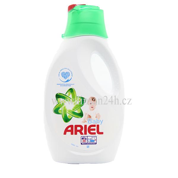 Ariel Gel 1.1L/20PD Baby