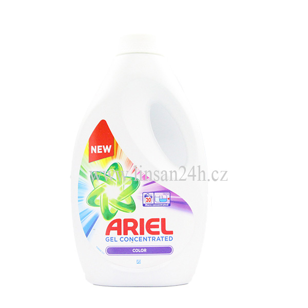 Ariel Gel 1.1L/20PD Color